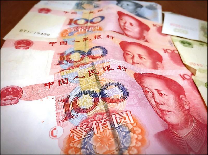 元月外幣保單新保費 人民幣保單慘跌65%