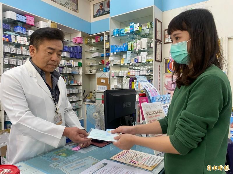 央行動起來!藥局導入台灣Pay  買口罩不用掏錢幣防疫更落實