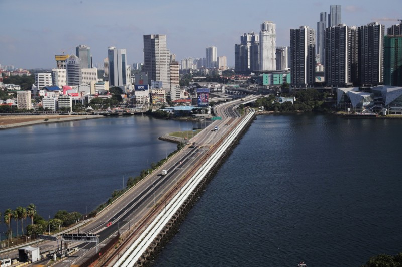 武漢肺炎》大馬鎖國斷供新加坡勞力! 星恐現近20年首度衰退