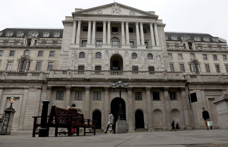 緊急2次降息抗疫 英國央行並加碼QE購債