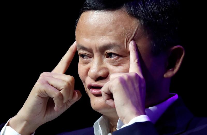 武漢肺炎》疫情屠殺股市 馬雲、馬化騰財富共蒸發逾3千億