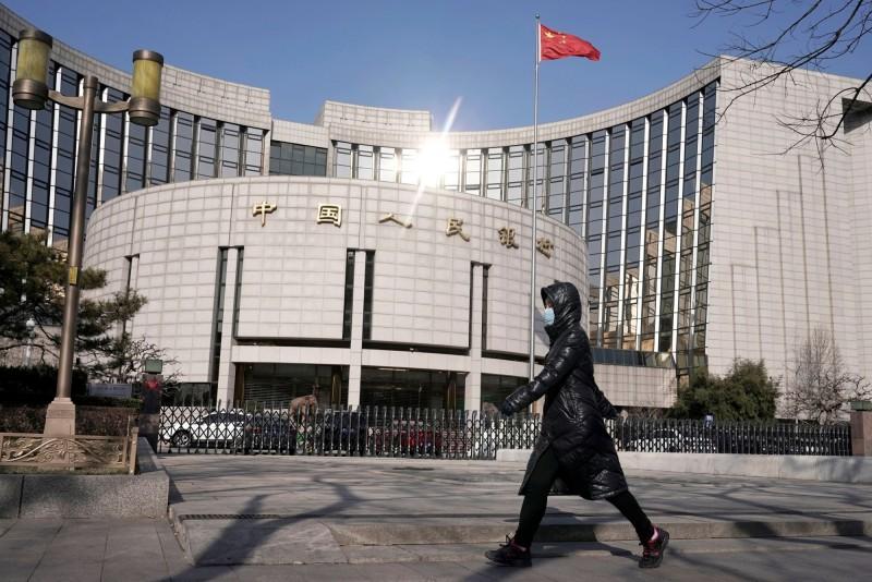 救經濟!傳中國人行正考慮調降存款利率