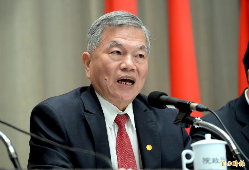 中國若終止ECFA 沈榮津:影響在5%內