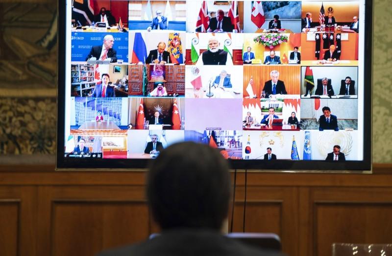 不計代價救市!G20承諾注資5兆美元 緩解疫情對經濟影響