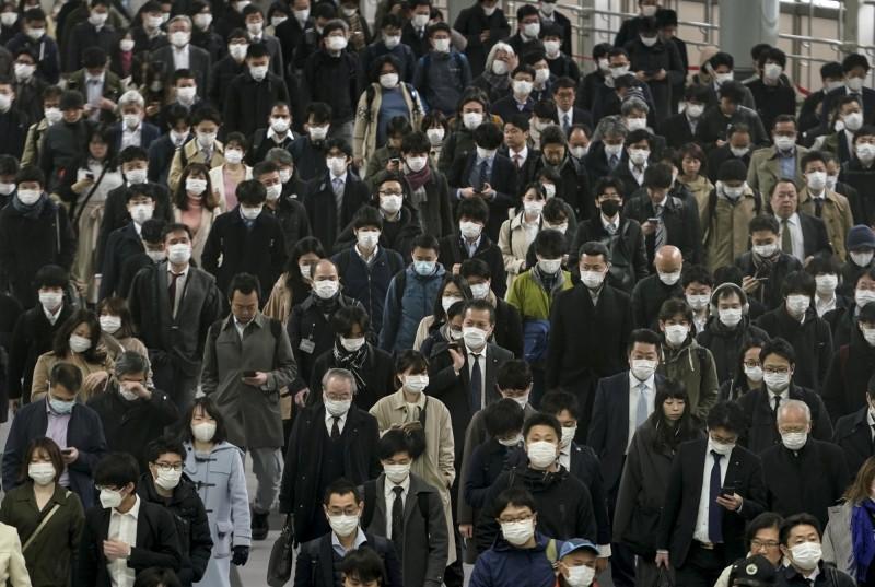 機構估算:東京若封城1個月、經濟損失約1.4兆