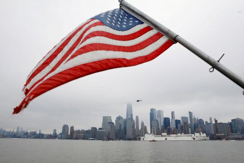 復甦不易?大摩前董事長:美國經濟陷入二戰以來最嚴重衰退