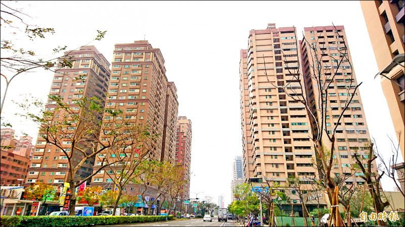 低利支撐房價 購屋壓力仍大