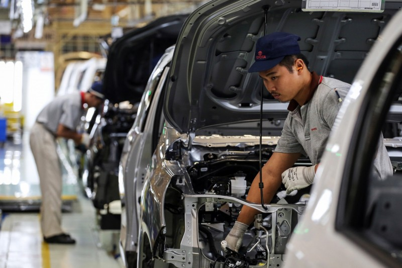 東南亞汽車廠開工率剩3成 恐現零組件斷鏈危機