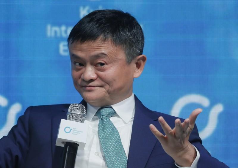 疫情下中國形象重挫 彭博:靠馬雲幫忙洗白
