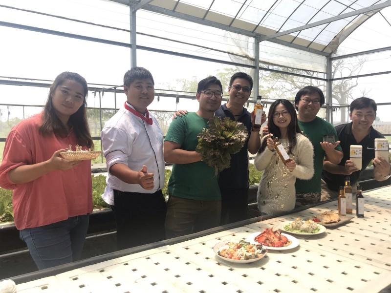 台南青農打團戰  「異業」農產合作拓展通路