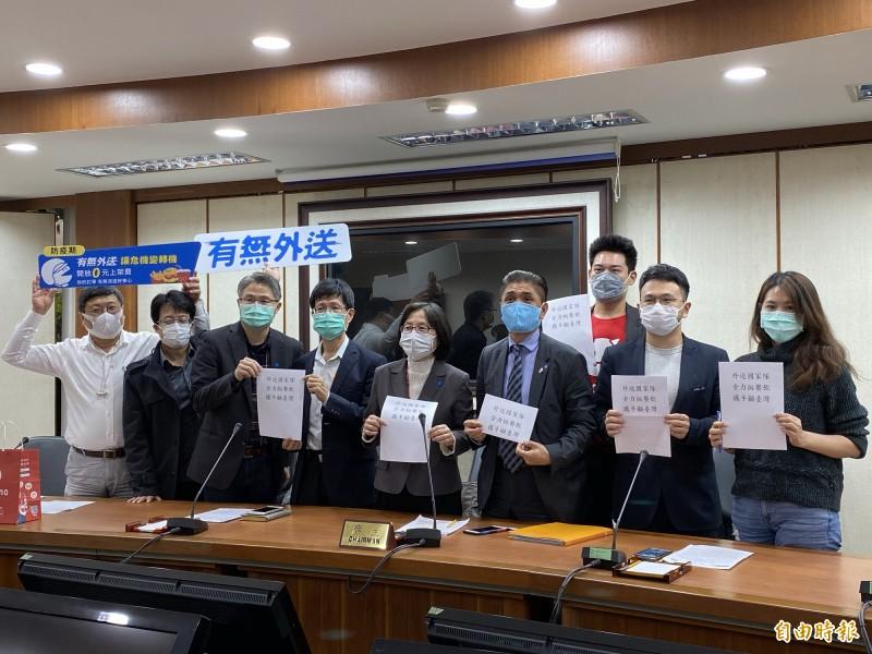 「吳伯毅、傅胖達」缺席外送國家隊  餐飲業喊話:降到15%再來!