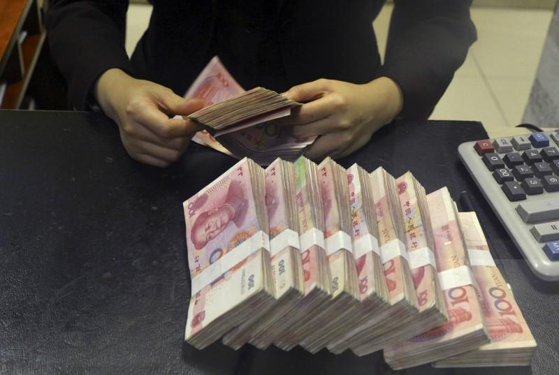武漢肺炎》中國Q1銀行貸款總額創紀錄 暴漲至超過30兆