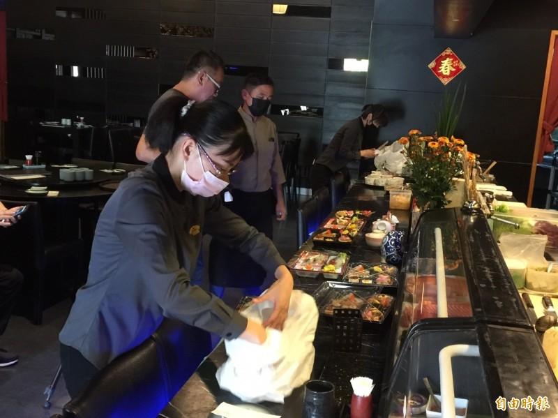 雲林縣6家公司申請無薪假 餐飲業重災區