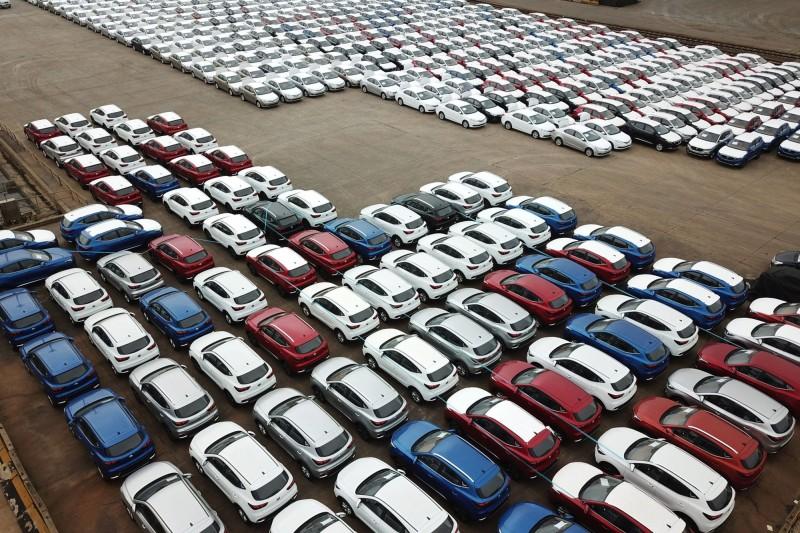 中國車市寒冬!最大車商上汽集團去年淨利下滑28.9%