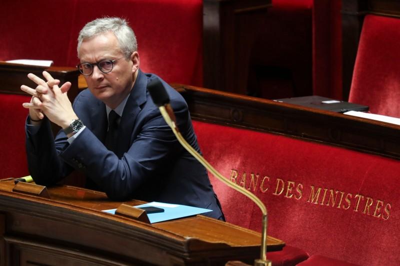 武漢肺炎》法國首長示警:經濟萎縮8%、赤字2戰以來最高