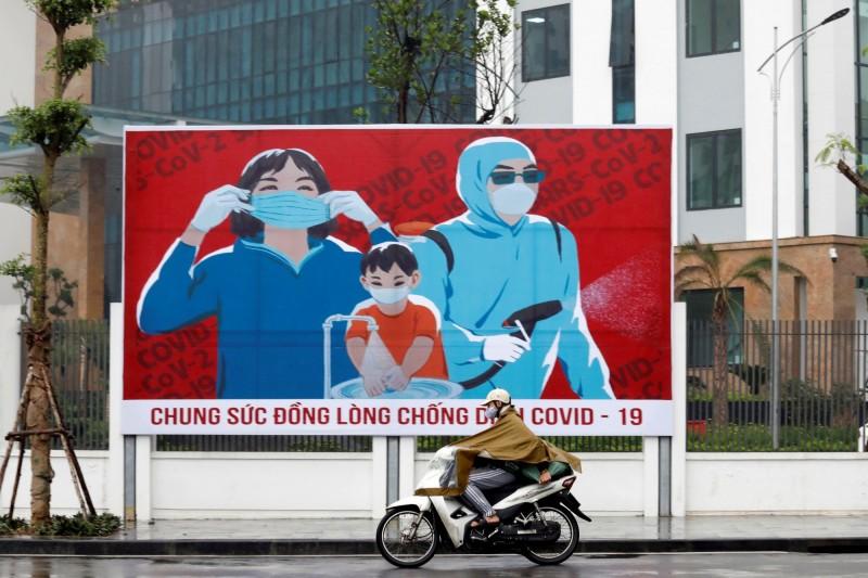 越南Q1經濟成長10年最低 告別美中貿易戰大贏家?