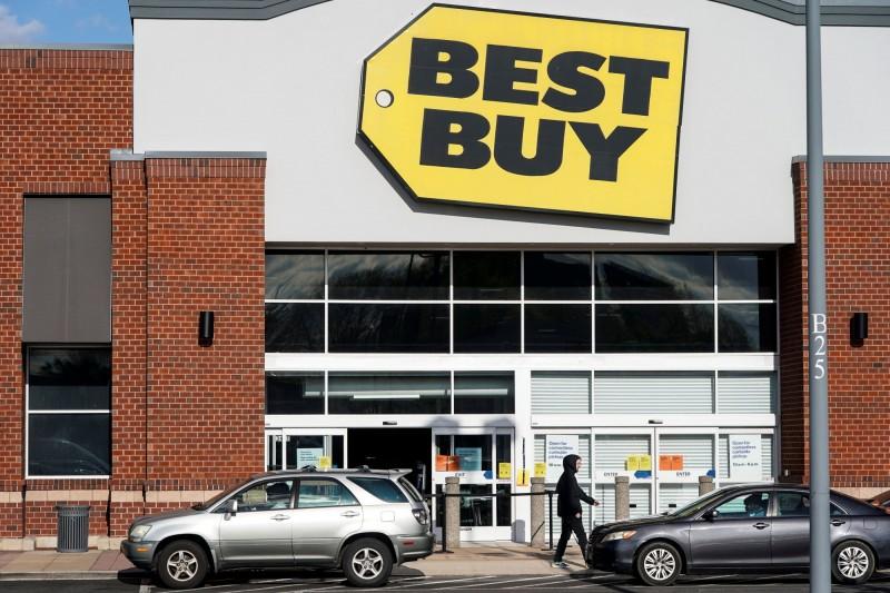 銷售狂摔!美最大3C零售商百思買 逾5萬員工放無薪假