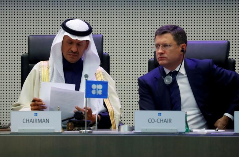 阻止油價暴跌!沙俄暗示進一步減產