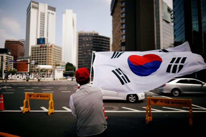 武漢肺炎》路透調查:韓Q1 GDP恐現12年來最快季度萎縮