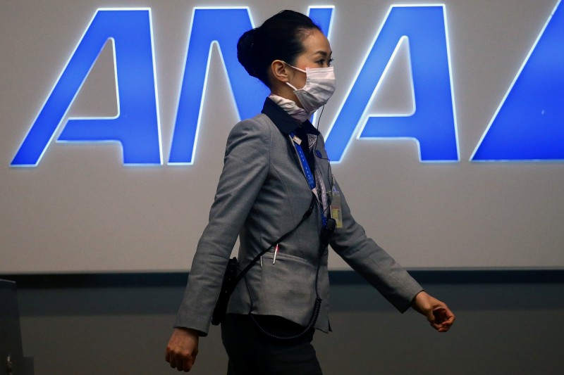 武漢肺炎》全日空受疫情重創大砍財測  淨利劇減逾70%