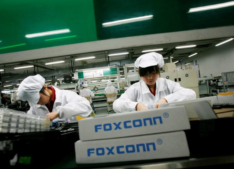 「訂單都進不來」 傳富士康、和碩中國工廠都在裁員