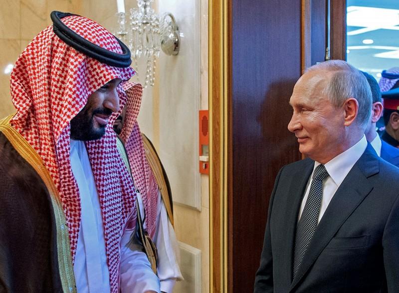 傳與蒲亭電話吵架 沙烏地王儲氣到「拿石油淹巿場」
