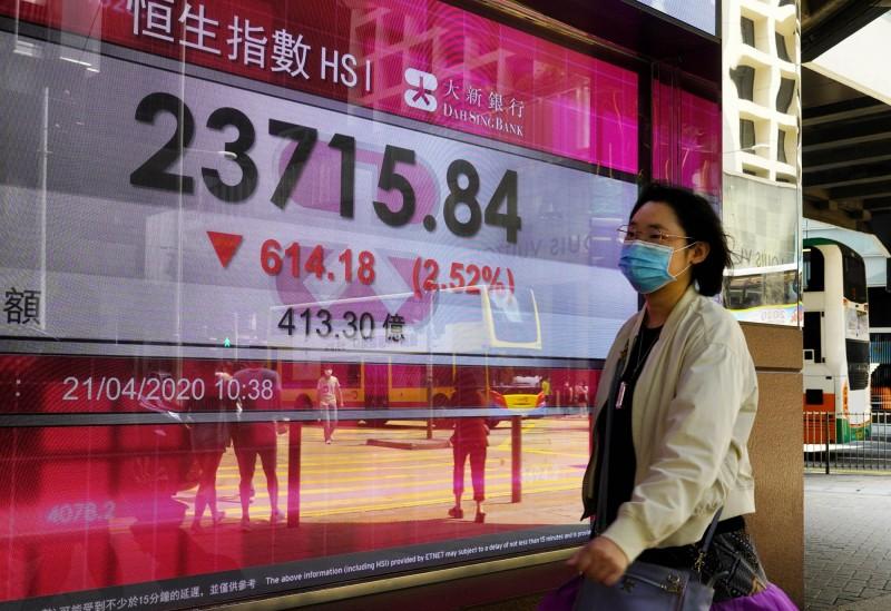 武漢肺炎》香港金管局推遲銀行壓力測試至明年