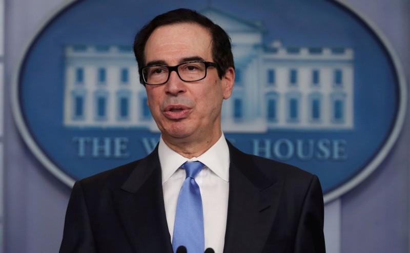 美國經濟可望夏季復甦?美財長持樂觀態度