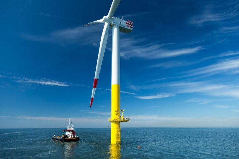 風電區塊開發佈局鳴槍  達德宣布與力麗共同開發彰化風場