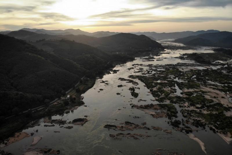 中國在湄公河建壩攔水!威脅東南亞數百萬人生計