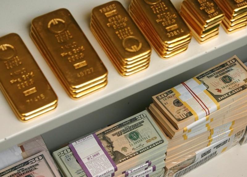 LTN經濟通》黃金真的貴  美元價更高  ......資金淹腳目 ...
