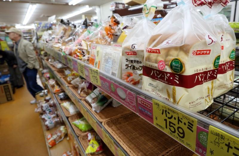 武漢肺炎》日本人防疫不買麵包 「山崎麵包」股價創33年最大跌幅