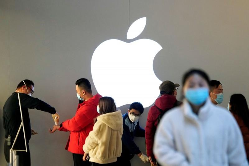 蘋果10餘年來首次未提供財測 盤後下跌近2.6%