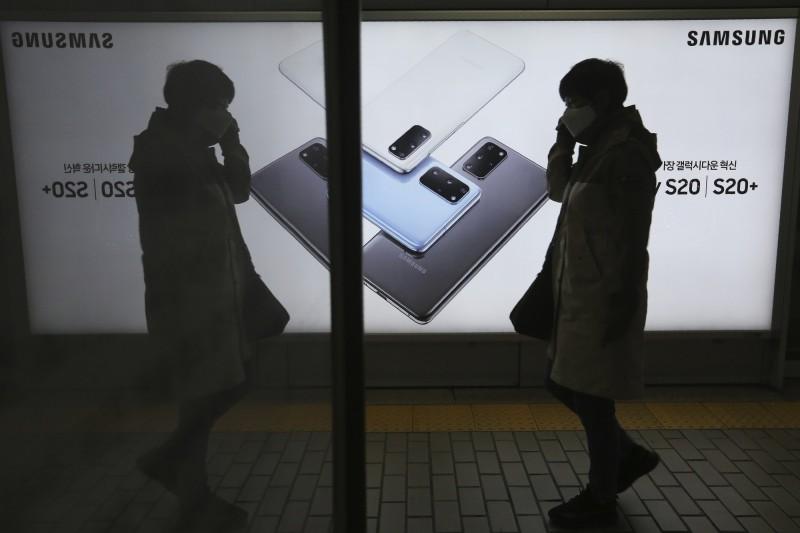Q1手機出貨量萎縮創紀錄!三星最慘、小米逆勢成長