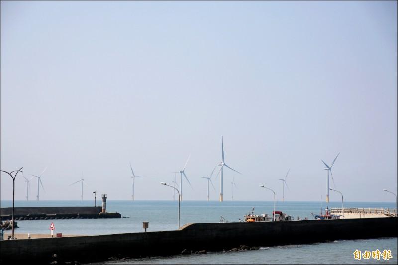 流標7次後 台電二期風場再放寬廠商資格