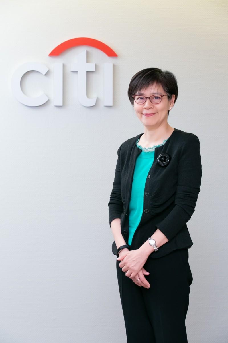 花旗集團任命張聖心為亞太區企業金融事業群總裁