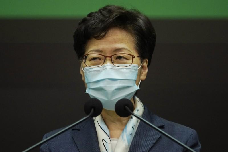 香港GDP史上最差!林鄭:擴大投資、力保經濟