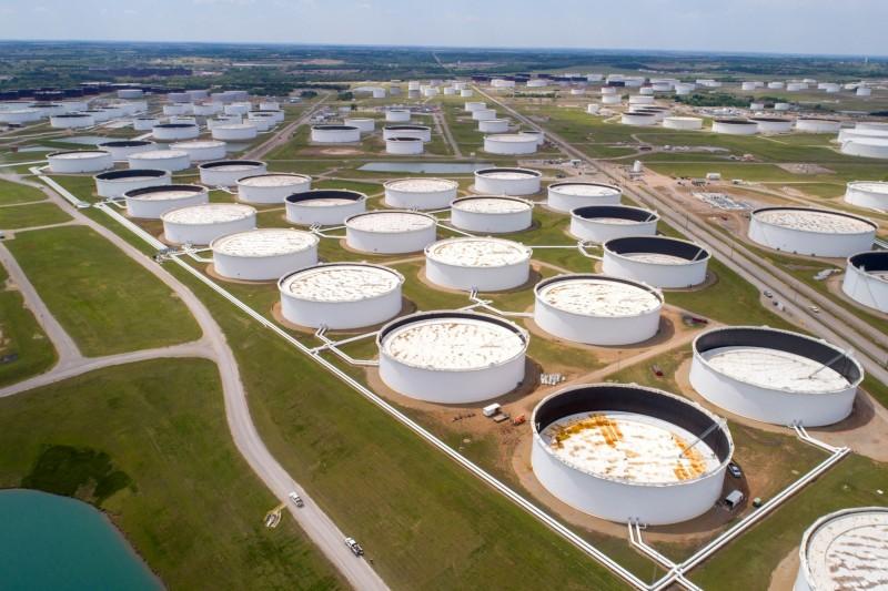 連續第5天上漲!紐約期油強彈逾8% 飆破22美元