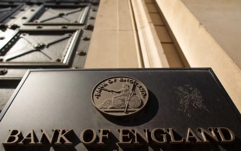 英國央行預計今年GDP暴減14% 明年下半年才會恢復