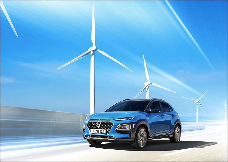 三陽代理現代汽車 跨入油電混合車市