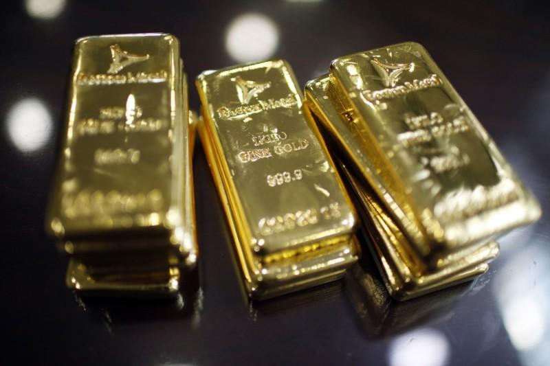 美元走強 黃金跌破1700美元水位