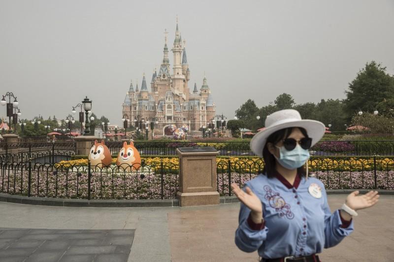 上海迪士尼階段式重開!執行長:對看到的一切感到鼓舞