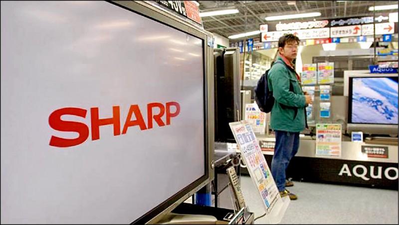 國際現場》推出2款OLED電視 夏普進攻日本市場