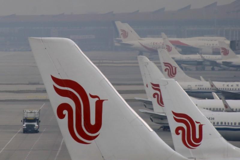 武漢肺炎》中國航空業微幅回暖 旅客量仍減近7成