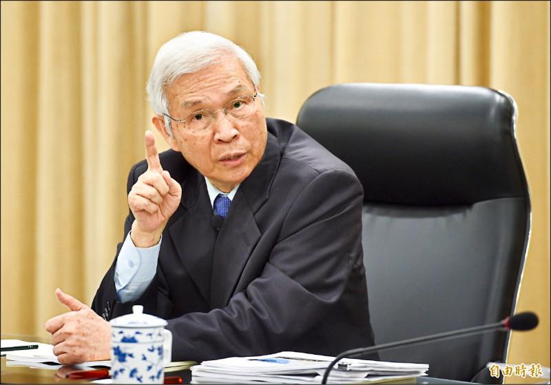 衝擊銀行與台灣經濟 央行:不會步入負利率