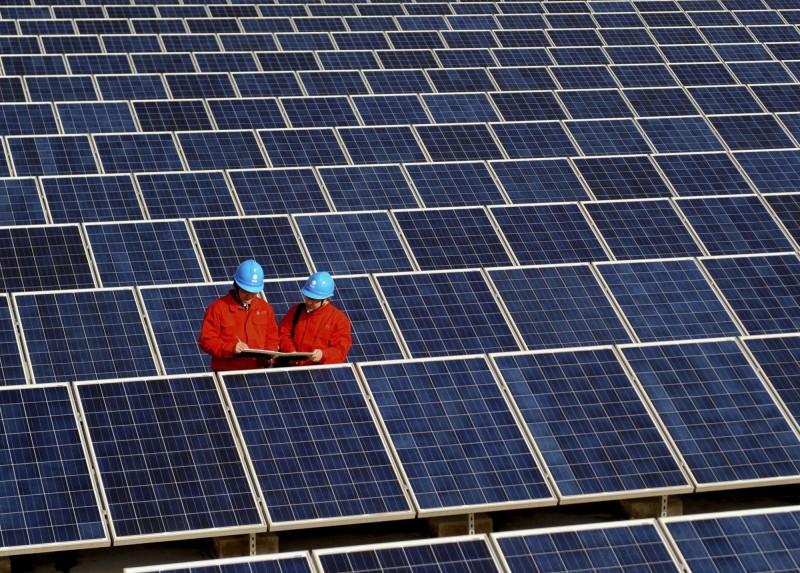 中國再生能源投資吸引力下滑 美國反超拿第1