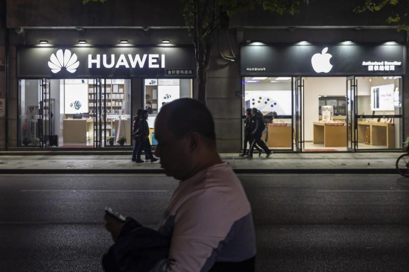 美國大棒揮向華為 專家:中國不太可能拿蘋果開刀