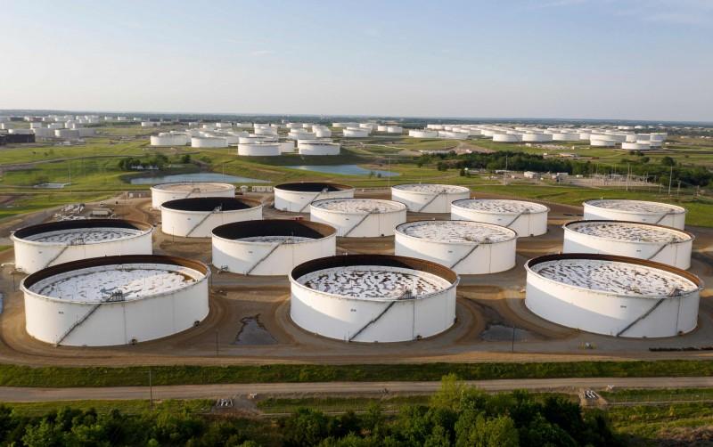 美國原油庫存壓力緩解!紐約期油上漲2.56%