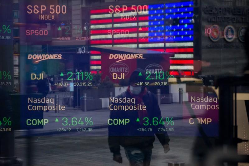 美股估值高 小摩+渣打:注意新興市場債!