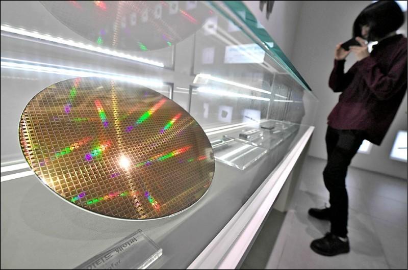 研調:中國半導體未來5-10年難自給自足
